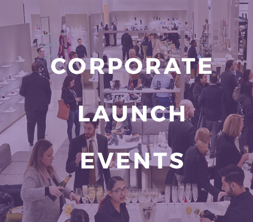 Corporate Launch Events
